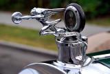 Goddess of Speed hood ornament - 1928 Packard