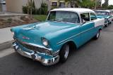 1956 Chevrolet 210 two door sedan
