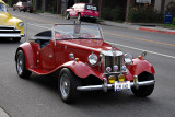 Possibly 1953 MG