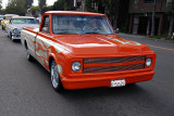 Possibly 1968, 1969, or 1970 Chevy Custom Pickup