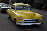 Possibly 1950 or 1951 Chevy Custom