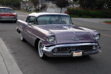 1957 Oldsmobile Super 88 Holiday Coupe