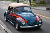1970 Volkswagon Beetle Rag Top