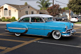 1954 Chevrolet Bel Air Two Door Sedan