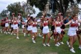 Lakewood High School Cheerleaders