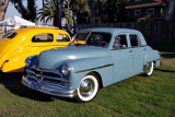 1950 Plymouth Four Door Sedan