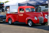 Altered Engineering of Orange's Shop Truck - 1940 Ford