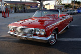 1962 Chevrolet Impala Convertible - click on photo for more info