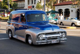 1953 Ford F-100 Panel Truck w/ 54 Grille