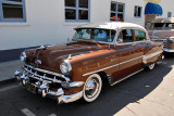 1954 Chevrolet Bel Air Four Door Sedan