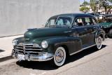 1948 Chevrolet Four Door Sedan