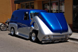 1953 Ford Panel Truck with 54 Grille and full Tilt