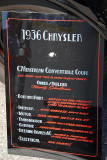 Sign to the black 1936 Chrysler (coupe) elsewhere on this page