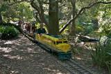 Descanso enchanted railroad