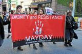 May Day 2013