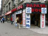 Papaya Dog at Sixth Avenue