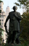 Edwin Booth Statue