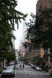 Uptown View of Lexington Avenue