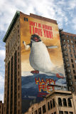 Happy Feet Movie Billboard