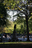 Park View - Garibaldi Statue