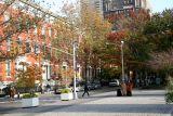 Washington Square North at Fifth Avenue
