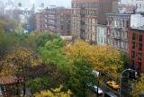 Rainy Morning - LaGuardia Place