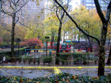 Garden & Playground View