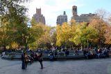 Fountain Plaza - West Skyline