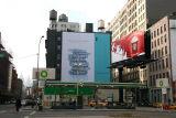 Tiffany & Starbucks Billboards