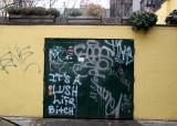 Unsavory Graffiti