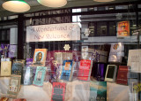 NYU Bookstore Window