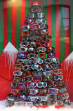 Sun Goggle Holiday Tree