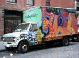 SOHO Delivery Truck