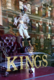 Kings Antiques and Furnishings Window