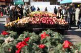 Wreaths, Apples, Squash, etc.