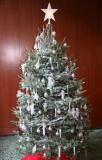 NYU Residence Lobby Christmas Tree