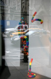 NYU Broadway Gallery Window