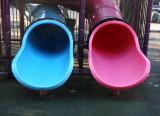 Tube Slides in Waiting