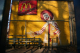 Minetta Lane Park - McDonald's Invitation to Have a Seat