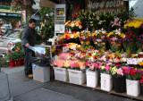Florist at Thompson Street
