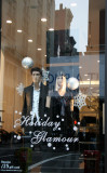 Holiday Glamour Window
