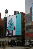 Tiffany Presents Billboard