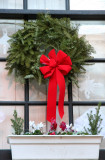Residence Wreath & Flower Box