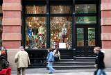 J Crew Store Window