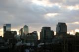 Downtown Manhattan - Before Sunset