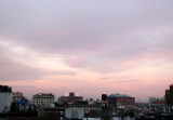 Rose Sunrise - West Greenwich Village & New Jersey Palisades