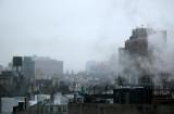 Misty Dawn - West Village Roof Tops