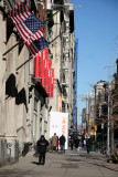 Cold, Sunny Day - North View of Fifth Avenue