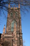 Presbyterian Church Tower at 11th Street