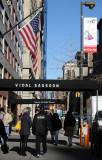 At Vidal Sassoon - North View above 14th Street